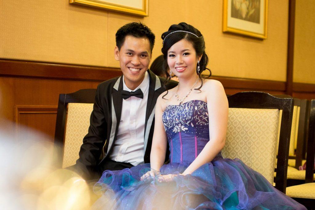 Esmond and Tse Hwei's Wedding